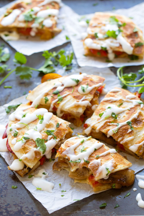 Healthy Quesadillas Recipes  5 Easy Healthy Breakfast Recipes for Kids Ezyshine