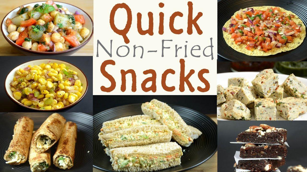 Healthy Quick Snacks Recipes  Consult Ayurveda – Page 2 – Healthy Life – Wealthy Life