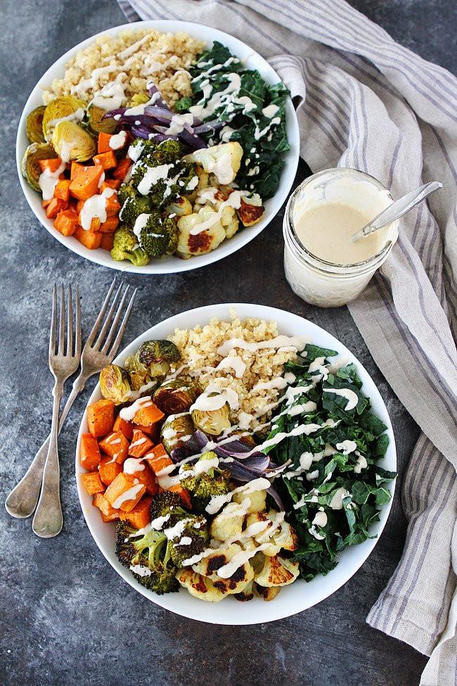 Healthy Quinoa Bowls  Roasted Ve able Quinoa Bowls