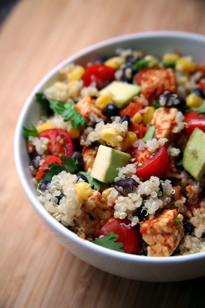 Healthy Quinoa Dinner Recipes  Healthy Recipes and Meals Under 500 Calories
