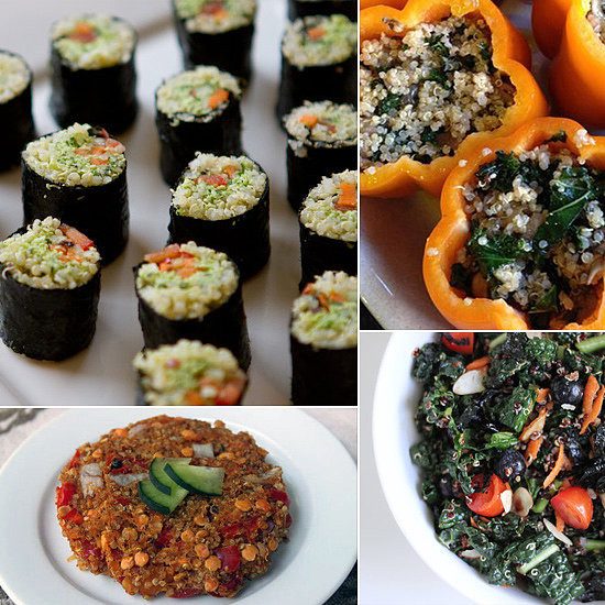 Healthy Quinoa Dinner Recipes  Healthy Quinoa Recipes For Breakfast Lunch and Dinner