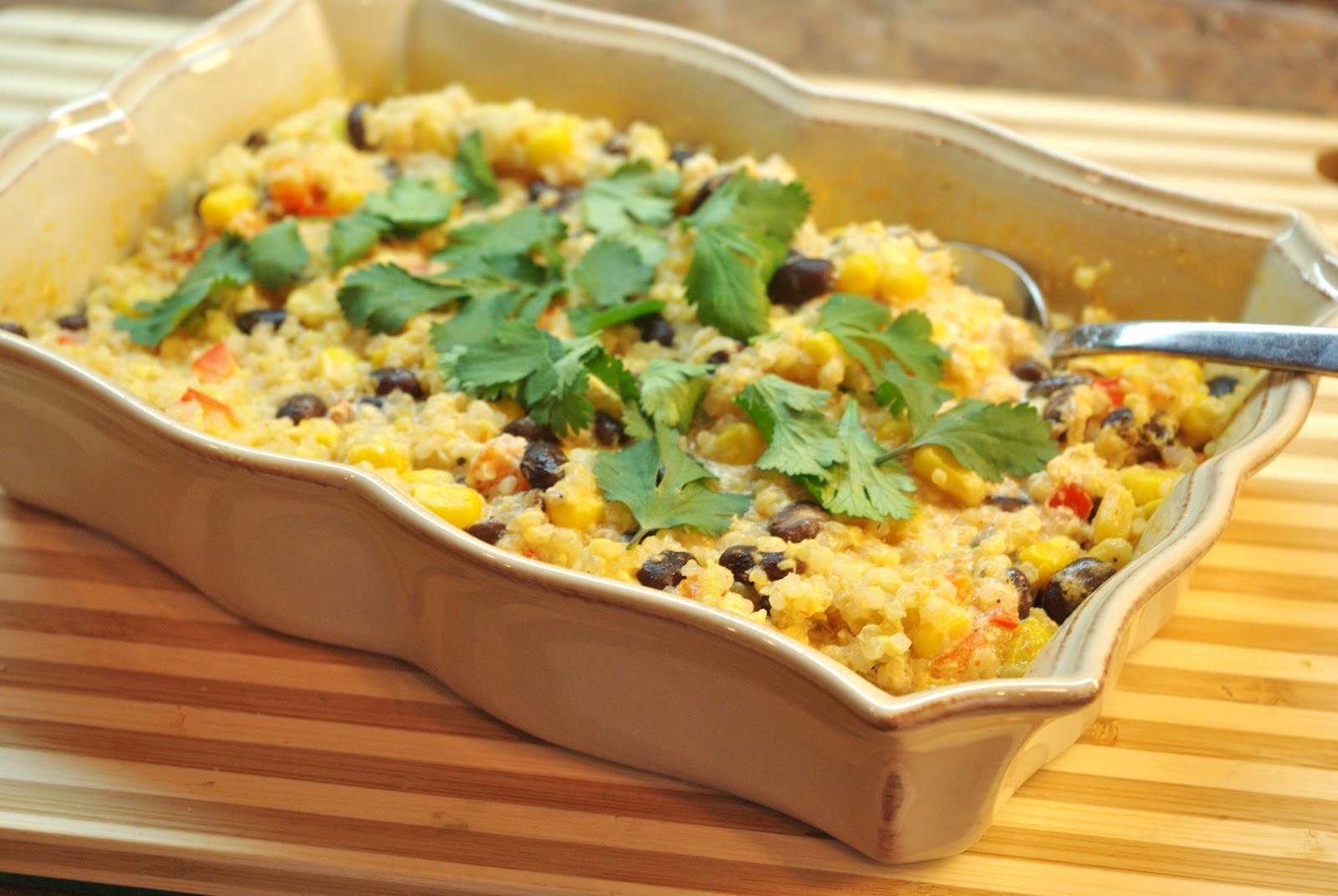 Healthy Quinoa Side Dish  Mennonite Girls Can Cook Quinoa Side Dish