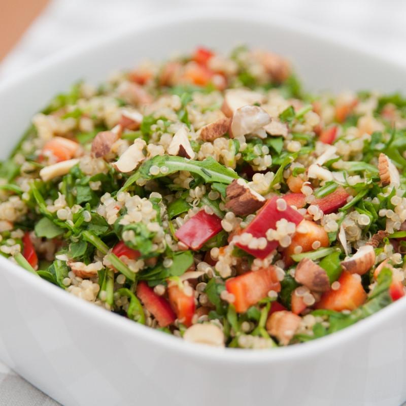 Healthy Quinoa Side Dish  Quinoa Salad Recipe