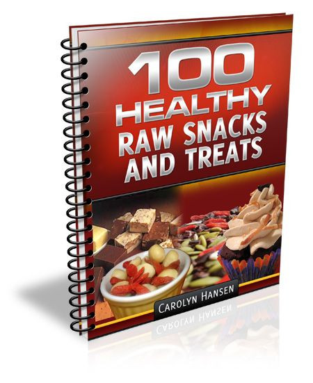 Healthy Raw Snacks  12 best CookingFoodWine images on Pinterest