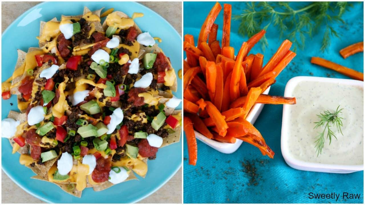 Healthy Raw Snacks  5 Healthy Vegan Super Bowl Snacks Sweetly RawSweetly Raw
