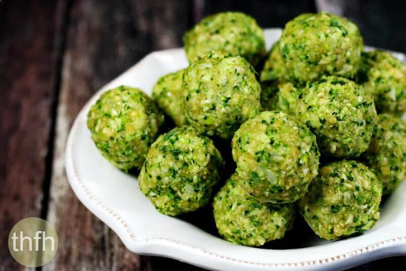 Healthy Raw Vegan Recipes  Clean Eating Raw Broccoli Balls