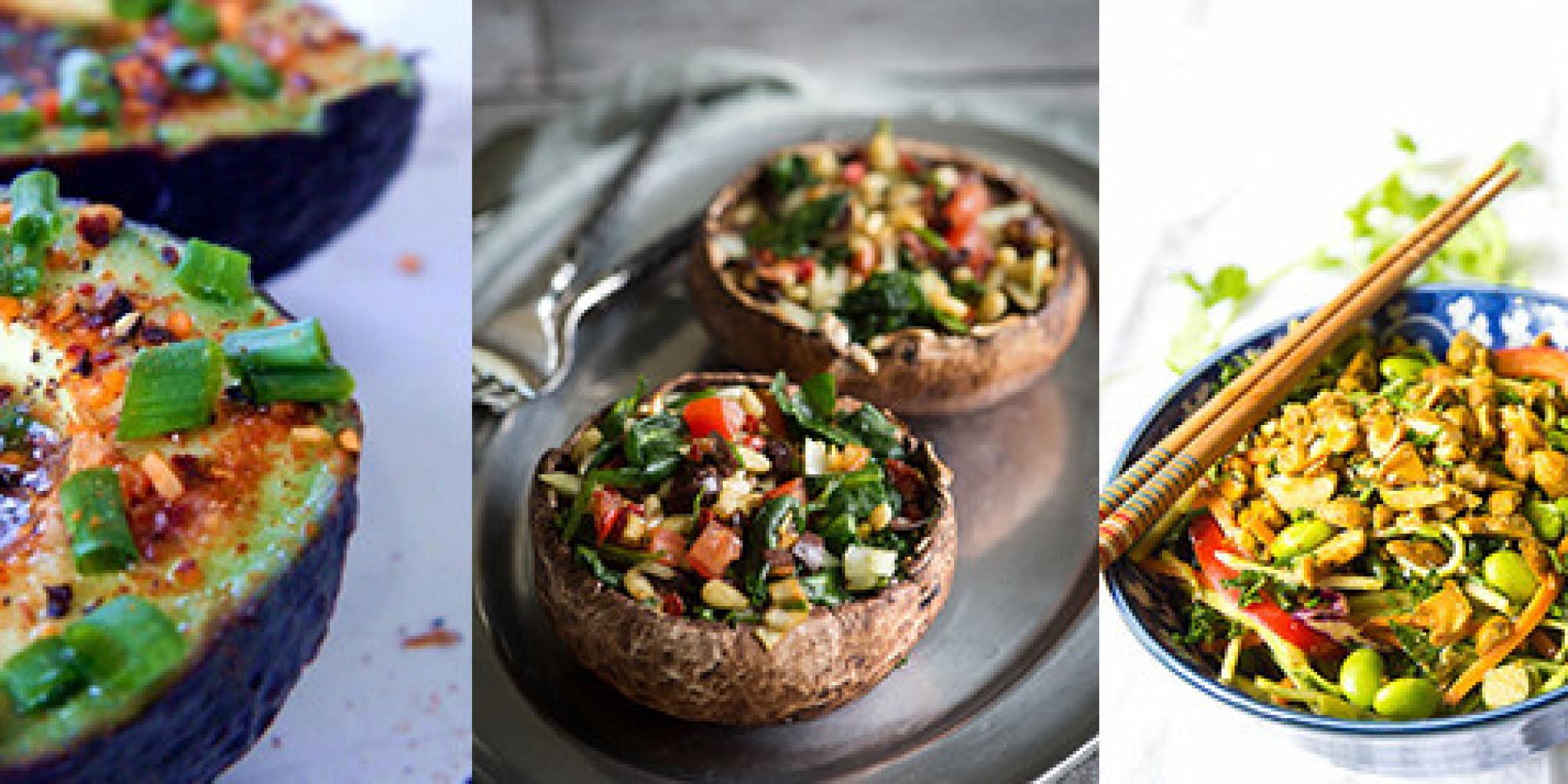 Healthy Raw Vegan Recipes  Raw Vegan Recipes 15 Easy And Healthy Lunch Ideas