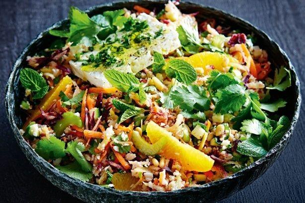 Healthy Raw Vegan Recipes  Healthy lunch recipes