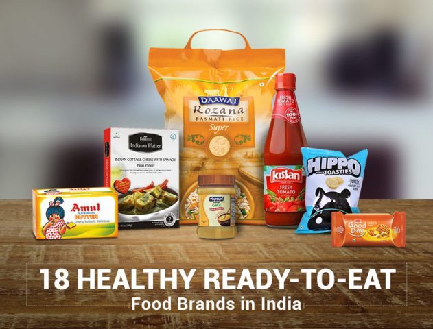 Healthy Ready To Eat Snacks  18 healthy ready to eat food brands in India