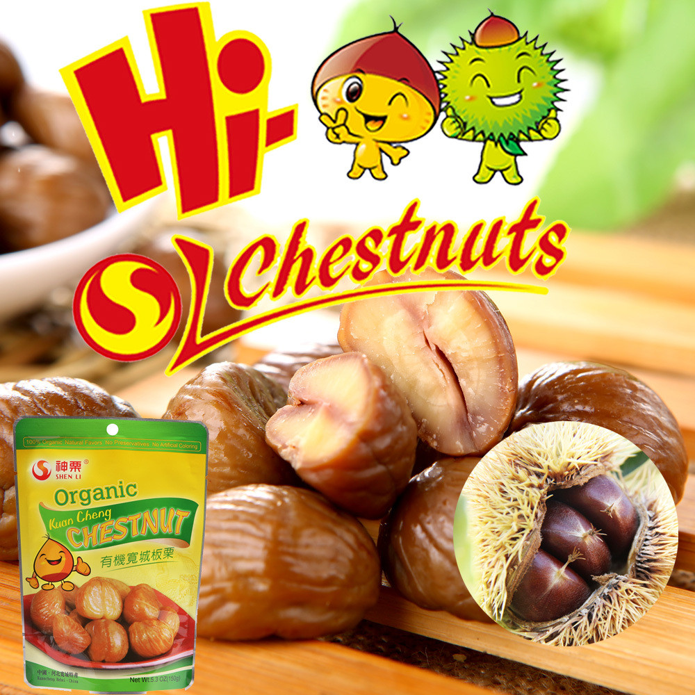 Healthy Ready To Eat Snacks  Healthy Nuts Snacks Ready to Eat Roasted Chestnuts View