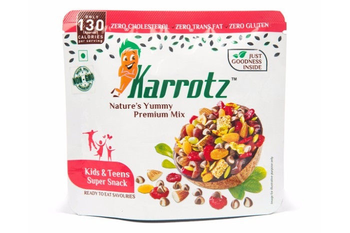 Healthy Ready To Eat Snacks  Ready To Eat Snacks By Karrotz Mixed Nuts Super Snacks