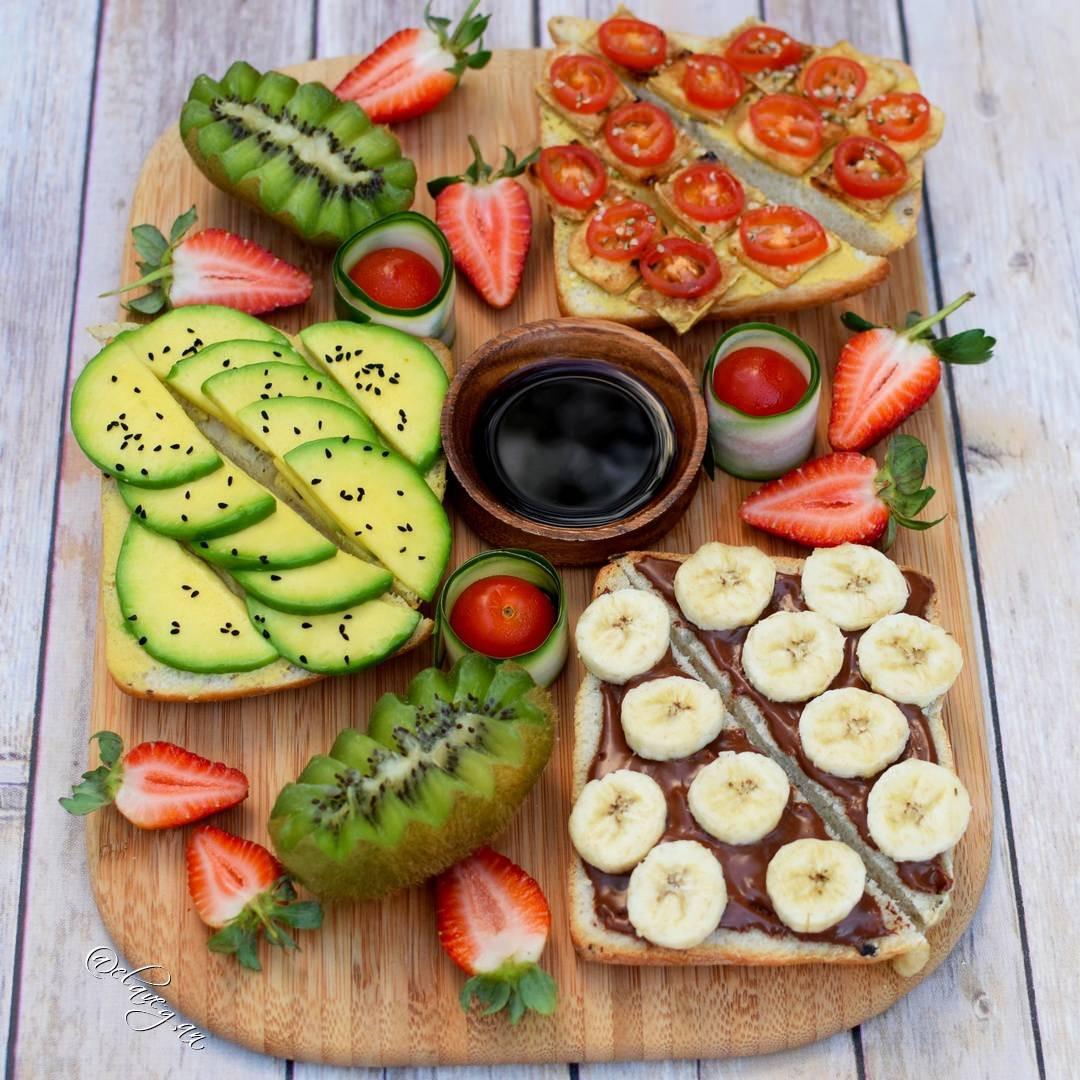 Healthy Recipe For Breakfast  Healthy vegan breakfast ideas