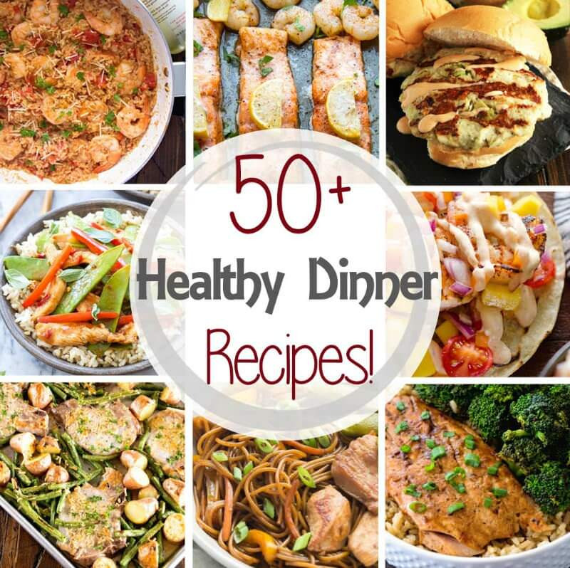 Healthy Recipe For Dinner  50 Healthy Dinner Recipes in 30 Minutes Julie s Eats