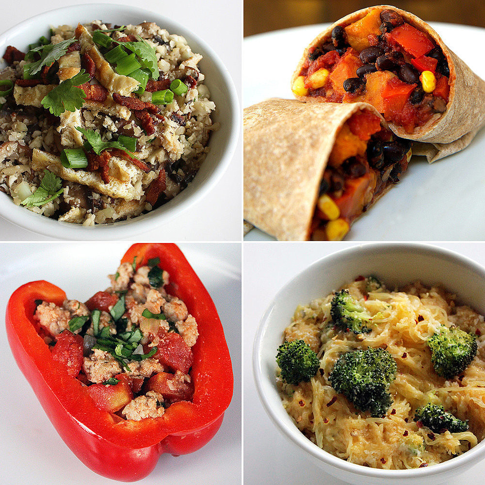 Healthy Recipes For Dinner  Healthy Dinner Recipes