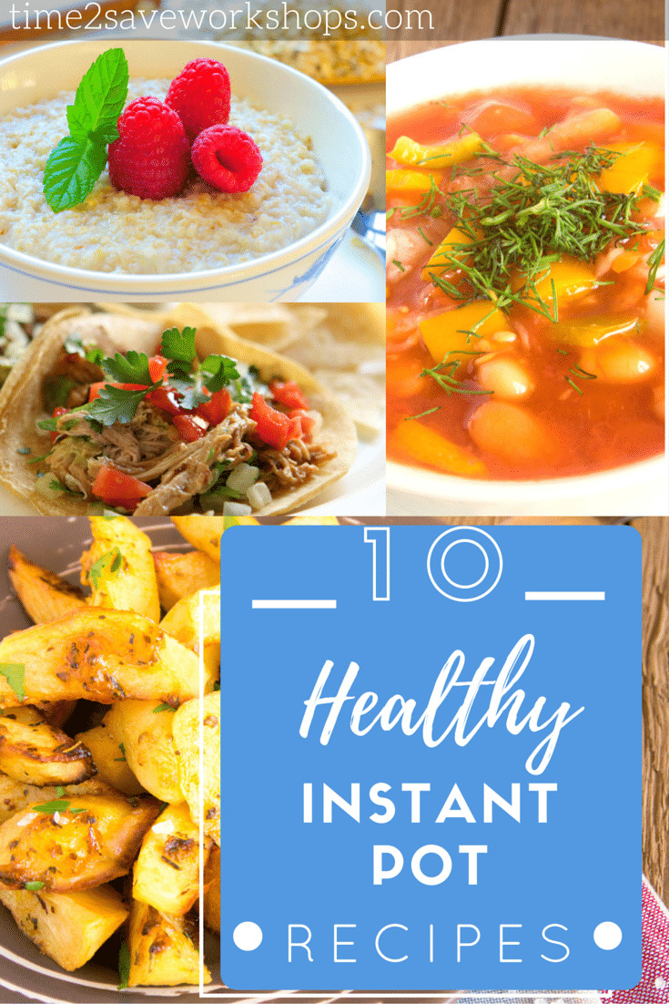 Healthy Recipes For Instant Pot  BEST Instant Pot Recipes to Try Kasey Trenum
