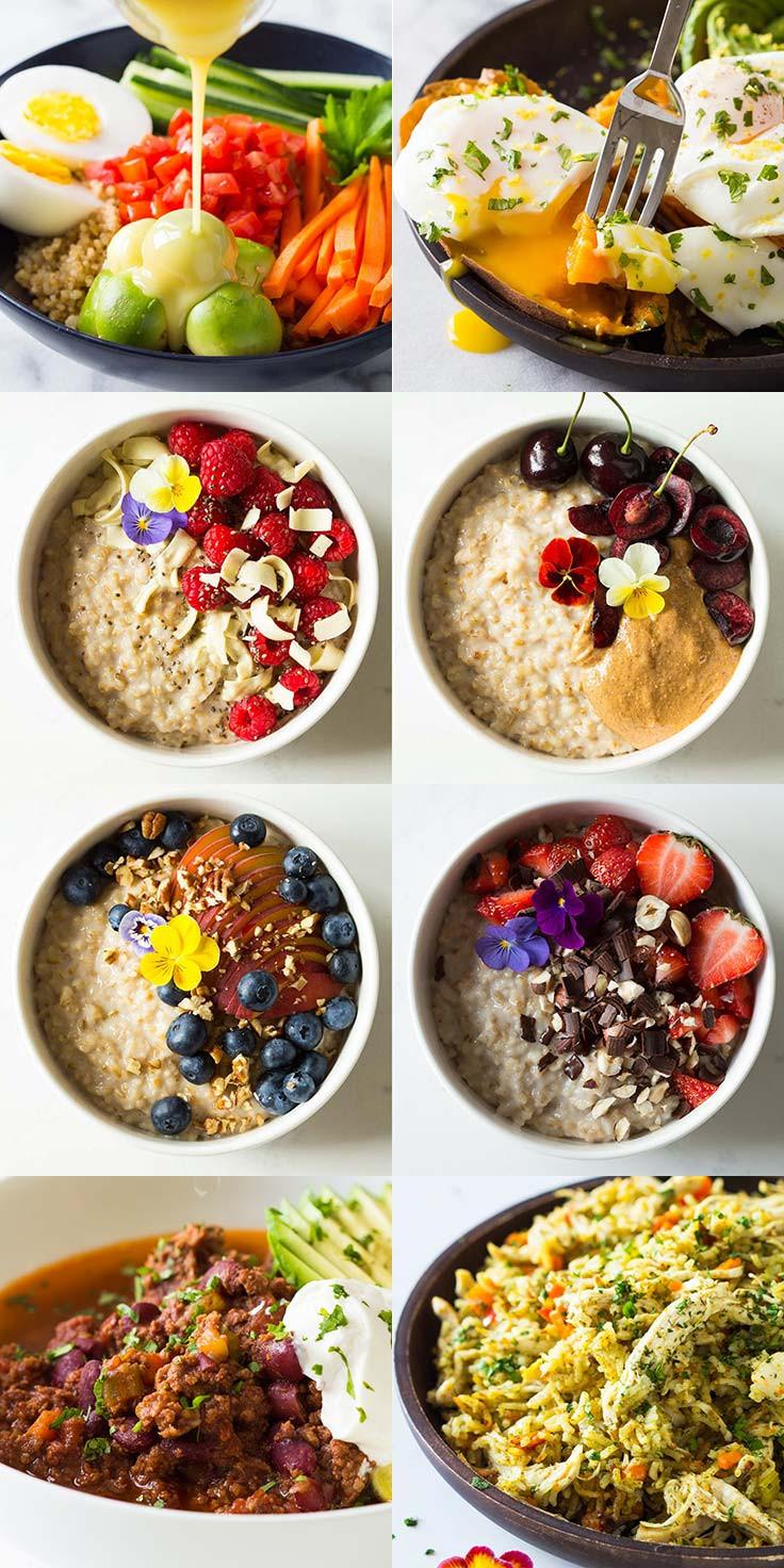 Healthy Recipes For Instant Pot  Healthy Instant Pot Recipes Green Healthy Cooking