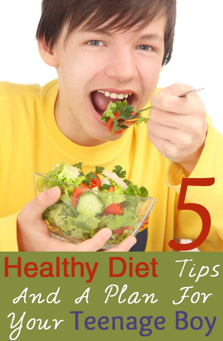 Healthy Recipes For Teenage Weight Loss  5 Healthy Diet Tips And A Diet Plan For Teenage Boys