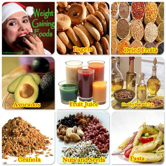 Healthy Recipes For Weight Loss And Muscle Gain  11 best Weight gain food for kids images on Pinterest