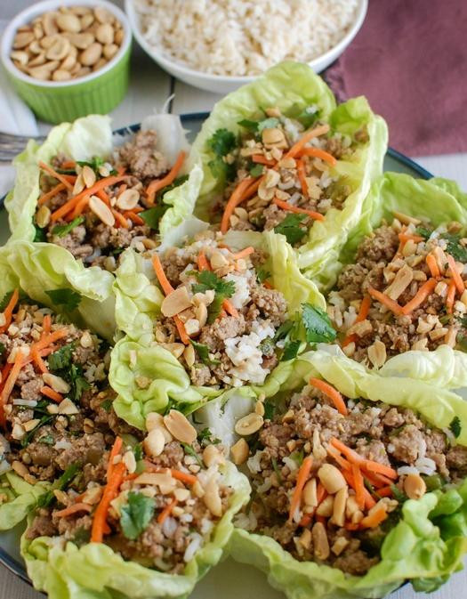 Healthy Recipes Using Ground Turkey  High Protein Ground Turkey Recipes for Dinner