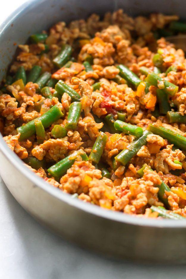 Healthy Recipes Using Ground Turkey  13 Delicious and Healthy Ground Turkey Recipes