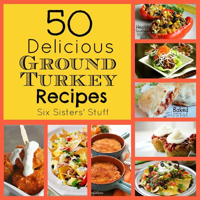Healthy Recipes Using Ground Turkey  Ground Turkey Recipes Healthy