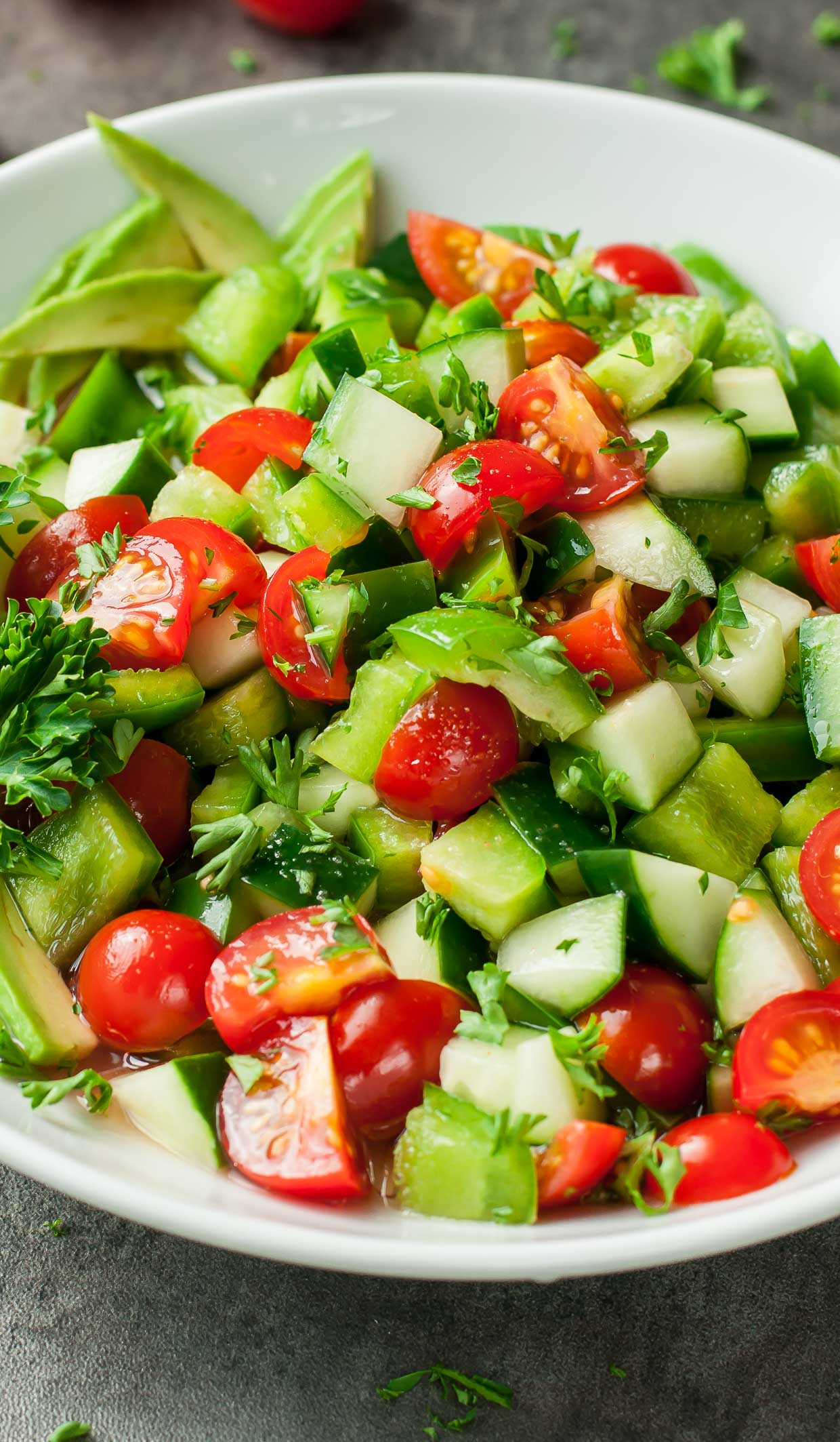 Healthy Recipes With Avocado  12 Tasty Recipes to Step Up Your Salad Game Peas And Crayons
