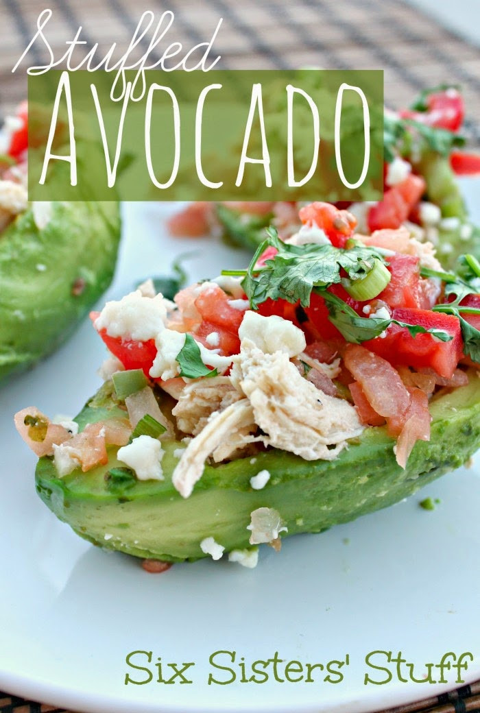 Healthy Recipes With Avocado  25 Healthy Summer BBQ Side Dishes
