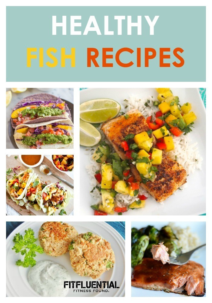 Healthy Recipes With Fish  23 Healthy Fish Recipes FitFluential
