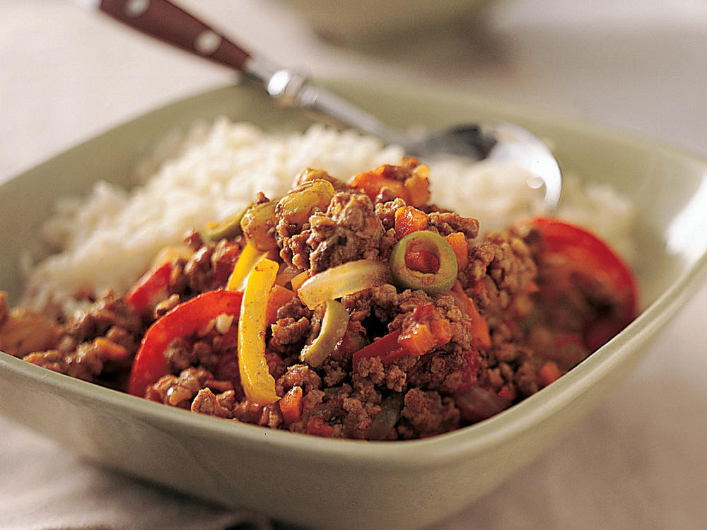 Healthy Recipes With Ground Beef  Ground Beef Recipes Under 300 Calories