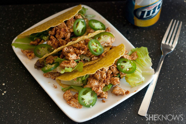 Healthy Recipes With Ground Turkey Meat  Healthy ground turkey recipes