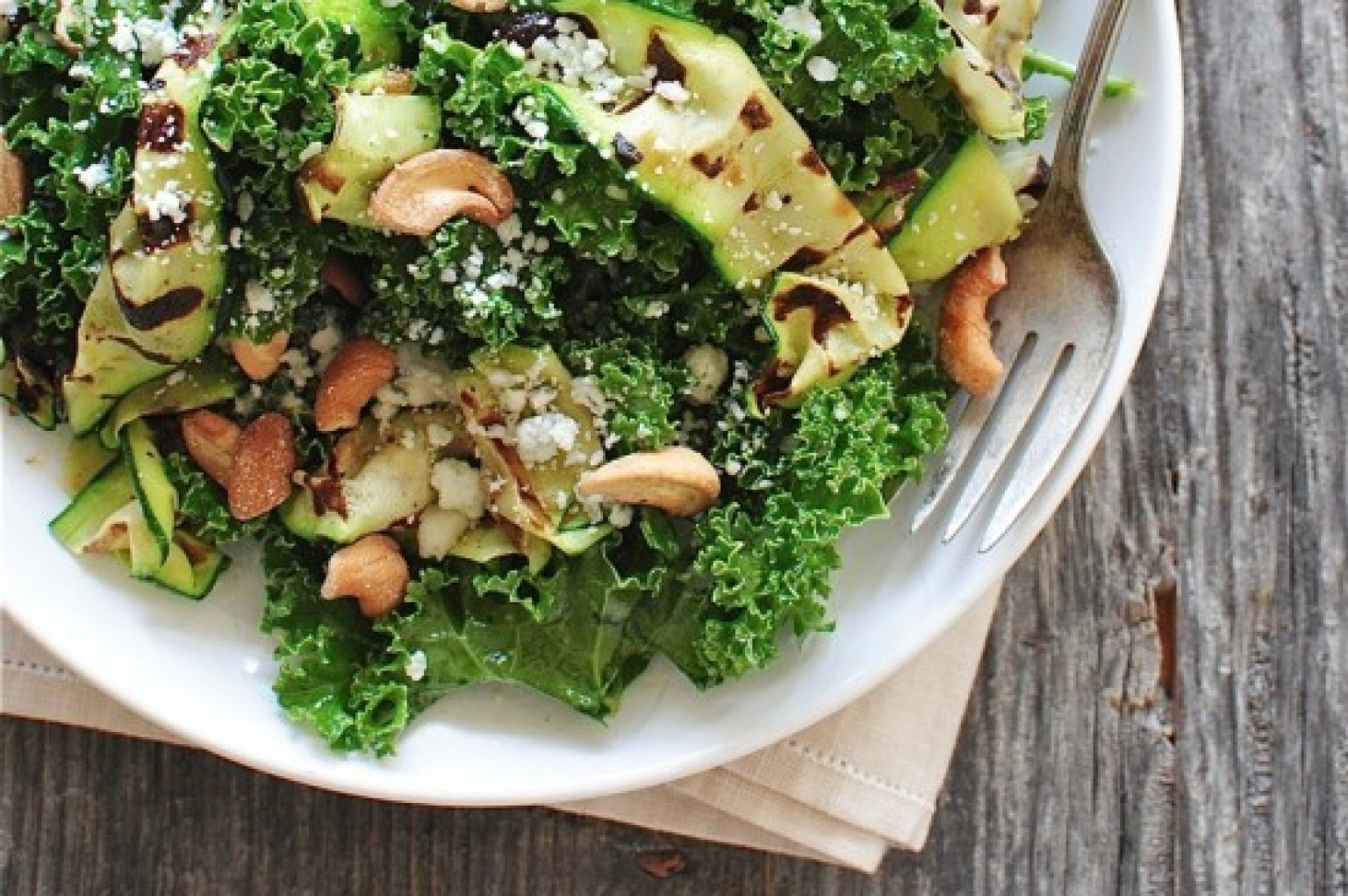 Healthy Recipes With Kale  Kale Salad Recipes Raw Massaged Marinated And More