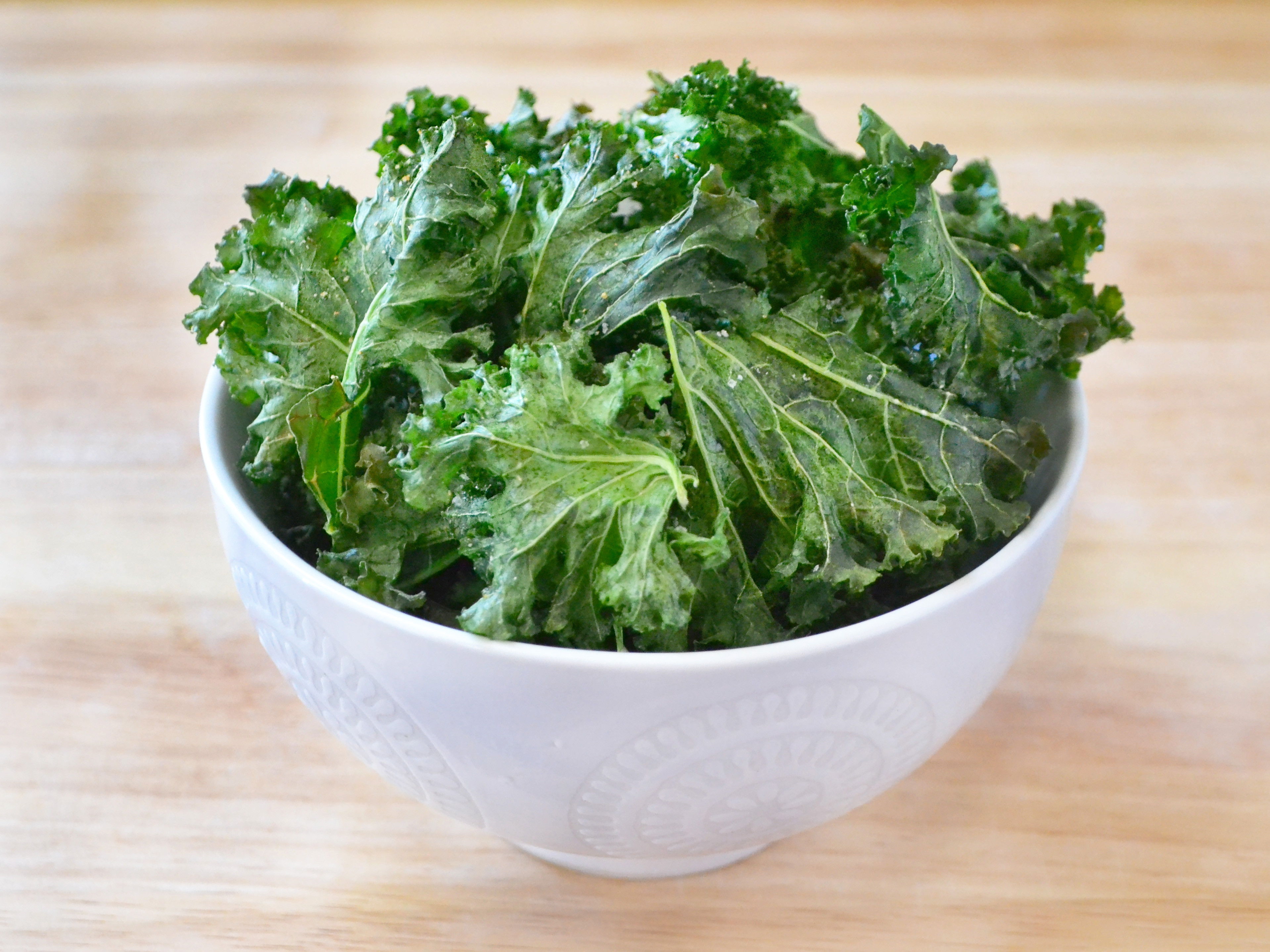 Healthy Recipes With Kale  How To Make Kale Chips Genius Kitchen