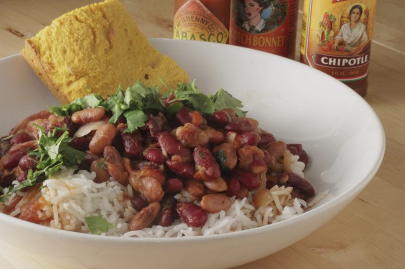 Healthy Red Beans And Rice  Red Beans and Rice Healthy Mama Cooks