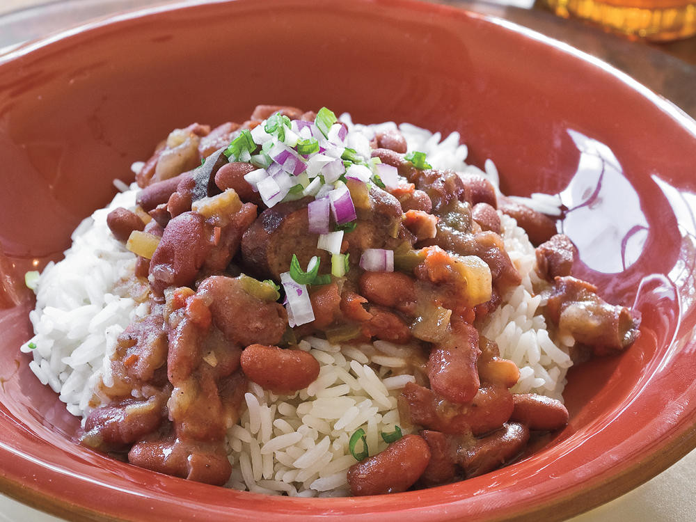 Healthy Red Beans And Rice  Superfood Health Benefits of Beans