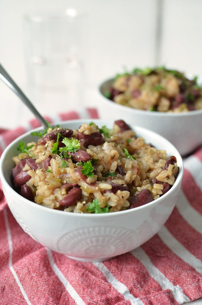 Healthy Red Beans And Rice  Vegan Red Beans and Rice