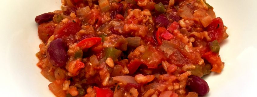 Healthy Red Beans And Rice  carrot Archives LottaVeg