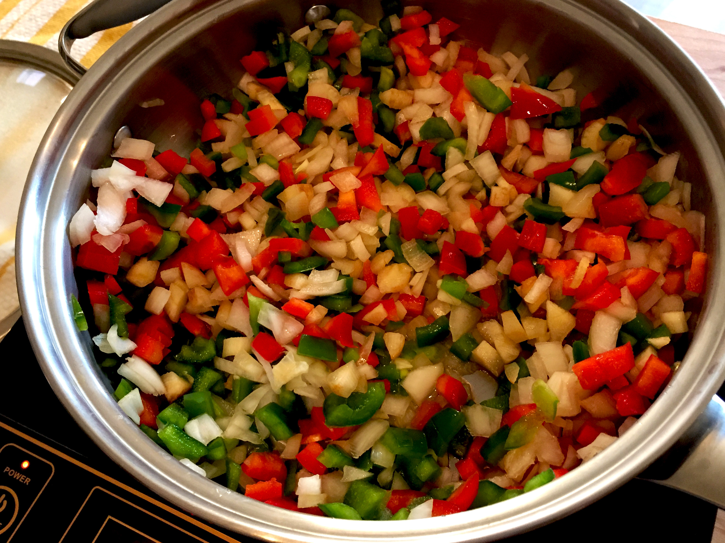 Healthy Red Beans And Rice  Healthy Red Beans and Rice Colorful & Delicious Creole