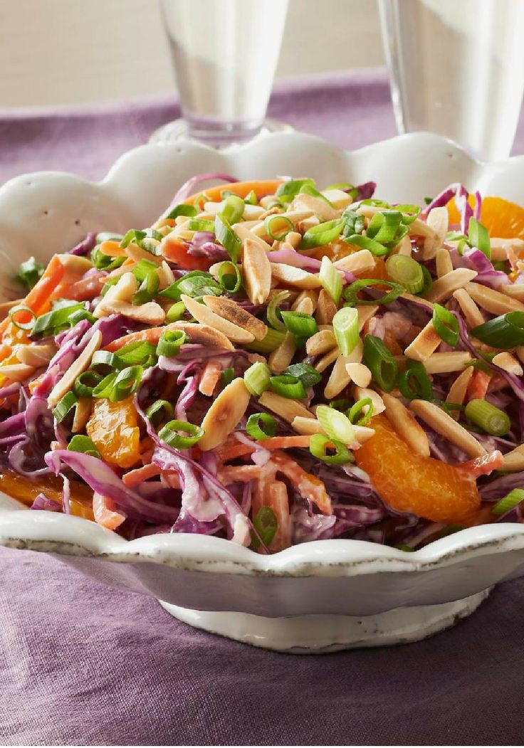 Healthy Red Cabbage Recipes  Red Cabbage Salad Healthy Living Recipes