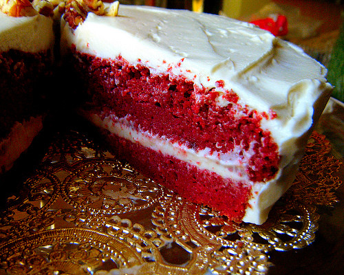 Healthy Red Velvet Cake  A Chocolate Giveaway and Healthier Red Velvet Cake Sugar
