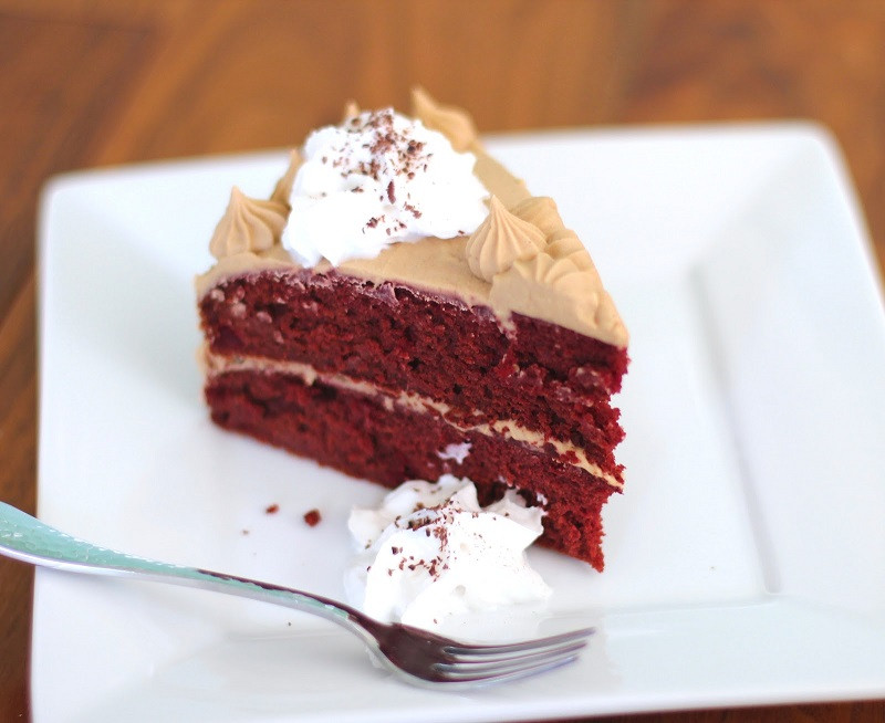 Healthy Red Velvet Cake  15 Fabulous Healthy Christmas Desserts You Can Indulge In