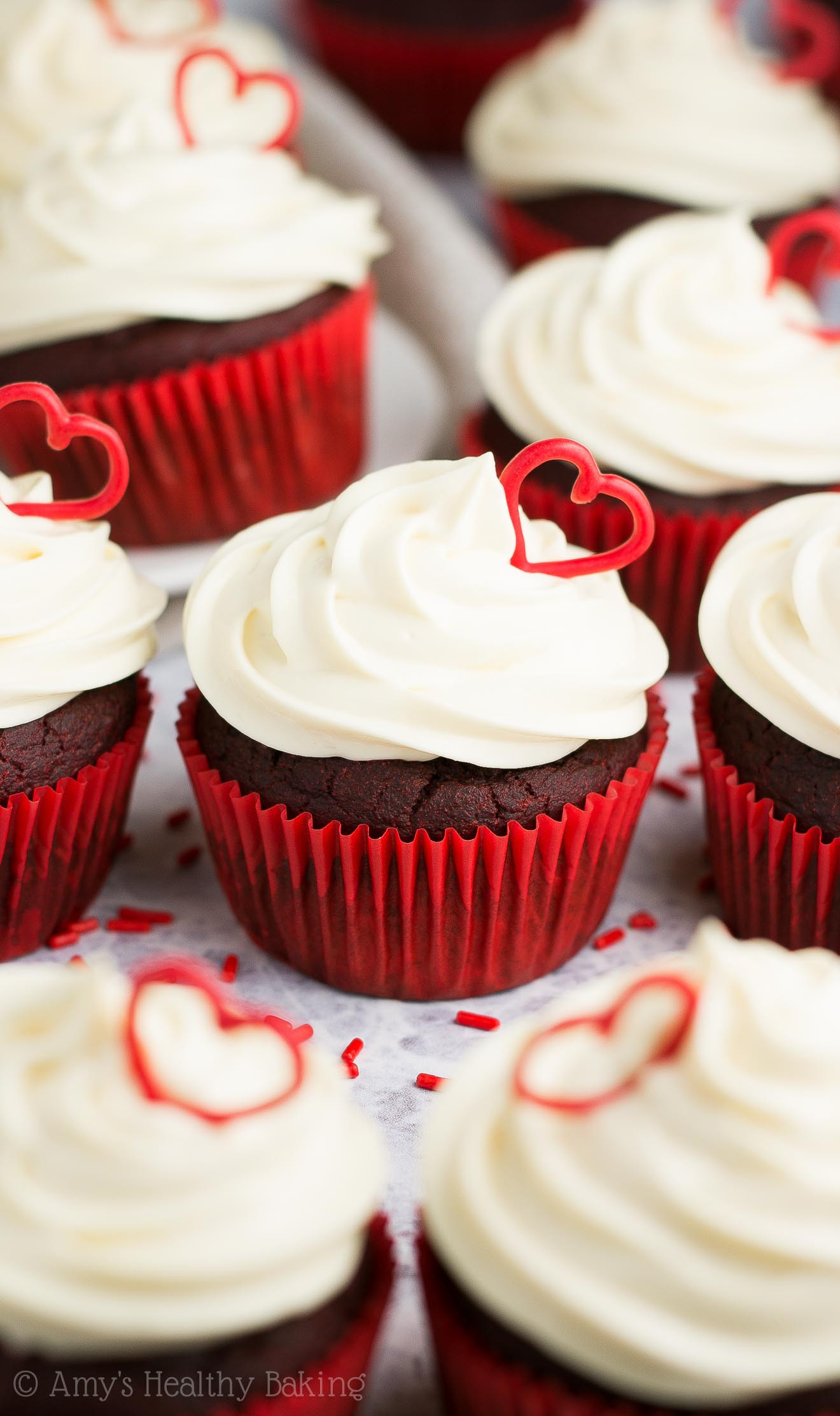 Healthy Red Velvet Cupcakes  The Ultimate Healthy Red Velvet Cupcakes