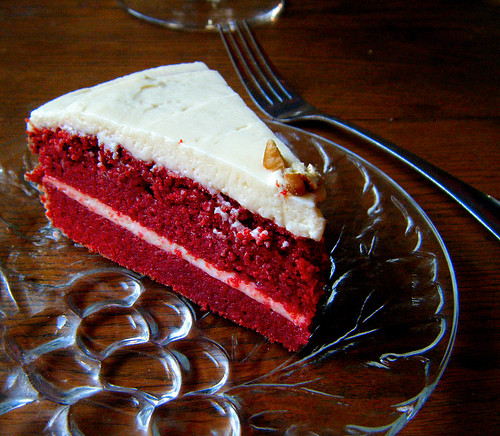 Healthy Red Velvet Cupcakes  A Chocolate Giveaway and Healthier Red Velvet Cake Sugar