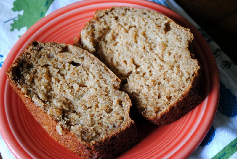 Healthy Replacement For Bread  NEW BUTTER SUBSTITUTE IN BAKING BANANA BREAD