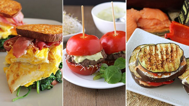 Healthy Replacement For Bread  8 Veggies That Make Great Low Calorie Bread Substitutes