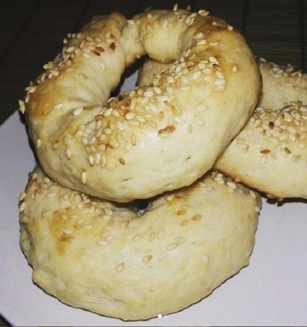 Healthy Replacement For Bread  Keto Bagels As A Healthy Substitute For Bread Homemade Recipe