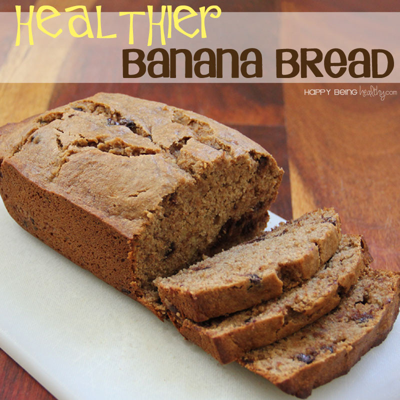 Healthy Replacement For Bread  Healthier Banana Bread and Other Fun Stuff