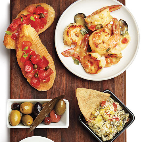 Healthy Restaurant Appetizers  Healthy Italian Resturant Choices Appetizers