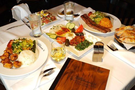 Healthy Restaurant Appetizers  Alihan s Mediterranean Cuisine Pittsburgh Menu Prices