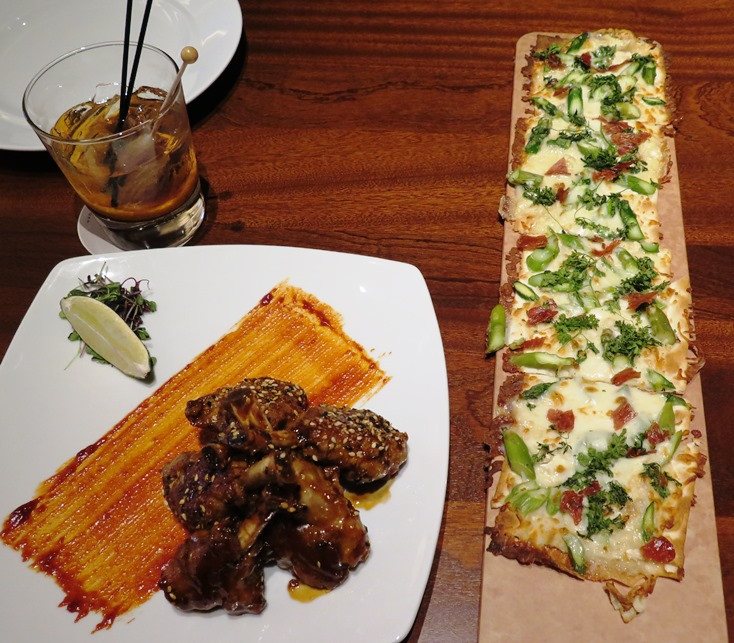 Healthy Restaurant Appetizers  Seasons 52 Raleigh An Upscale and Healthy Grill for N