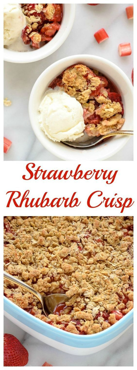 Healthy Rhubarb Desserts  25 Best Ideas about Healthy Rhubarb Recipes on Pinterest